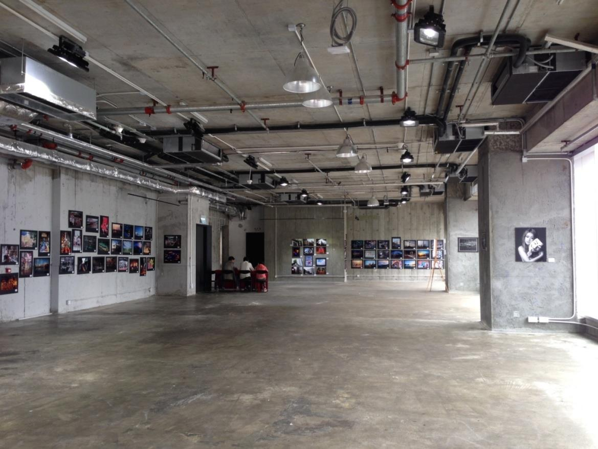 Large pop-up space in Causeway Bay