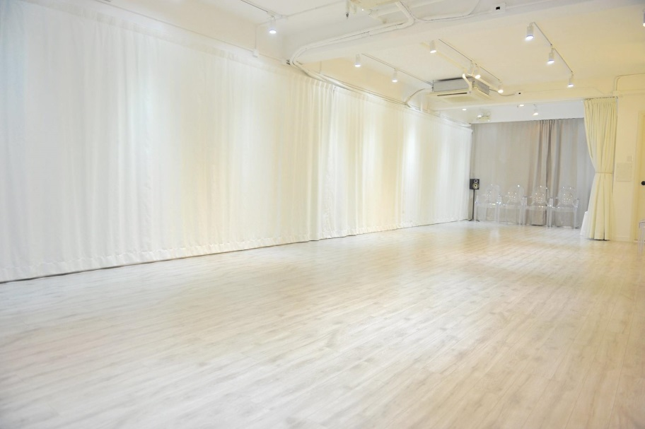 Event and gallery space at Sheung Wan