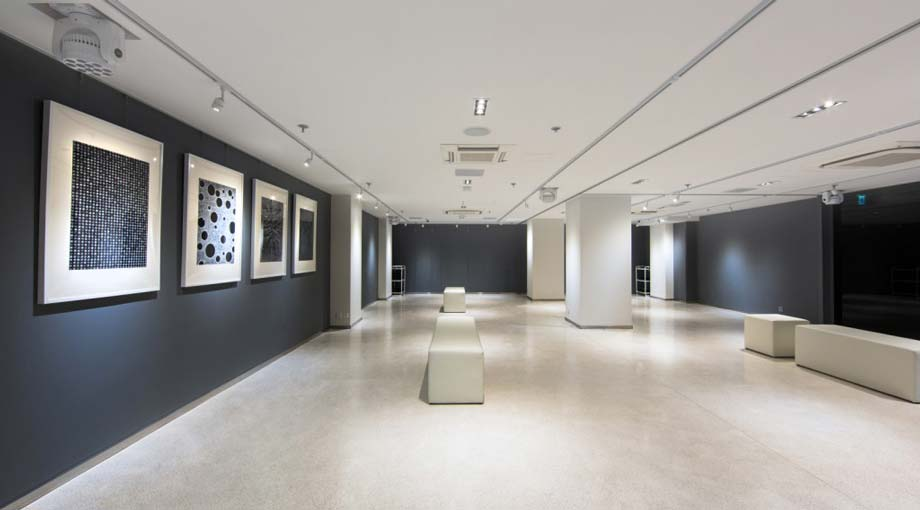 Gallery and events space in Central